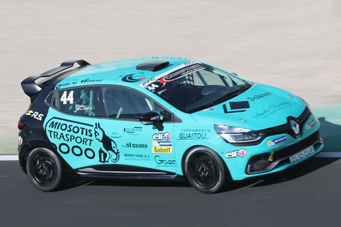 Renault Clio Cup Italia   Prima vittoria per Mancinelli, Jelmini si prende gara-2
