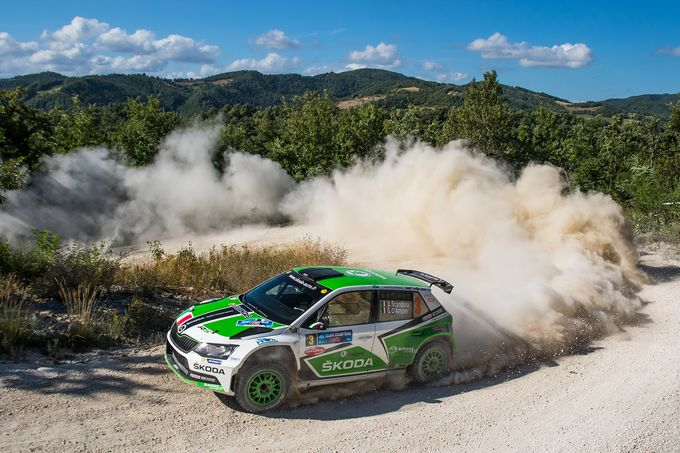 CIR | Skoda al San Marino Rally: Scandola pronto a dominare gli sterrati