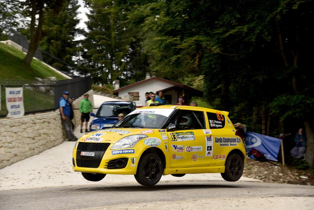 Suzuki Rally Cup | Tris di Peloso e Iguera al Rally della Marca