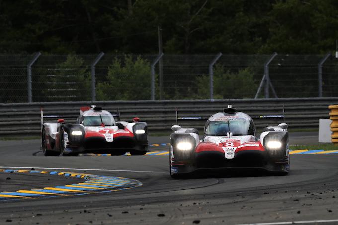 Endurance | Toyota Gazoo Racing e la 24 Ore di Le Mans, un 2018 di gioia