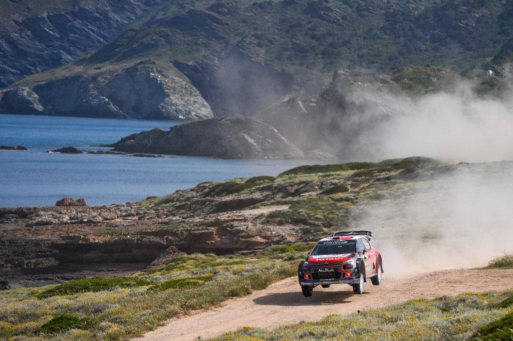 WRC   In difficoltà la Citroen in Sardegna: 5° e 6° posto con Ostberg e Breen [VIDEO]