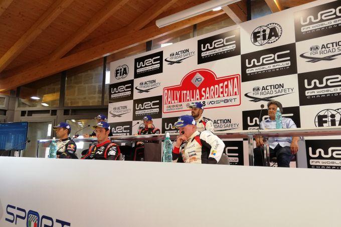 WRC | Le dichiarazioni dei piloti post Rally Italia Sardegna e le ultime sul caso Ogier