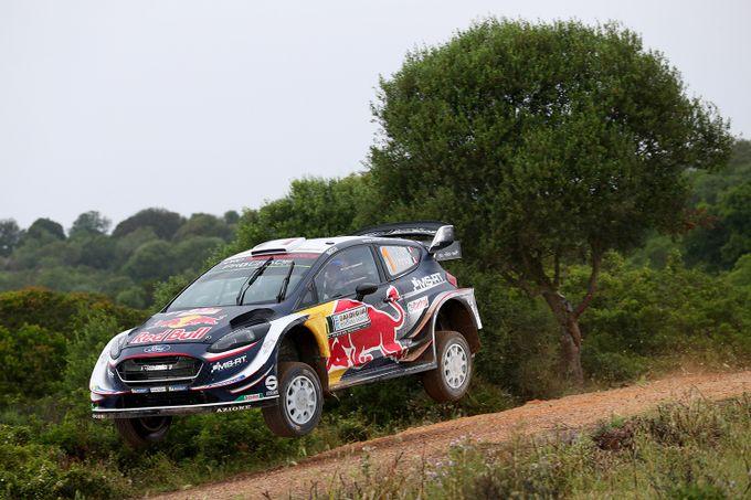 WRC | Ogier è tornato, almeno nella prima speciale del Rally Italia Sardegna