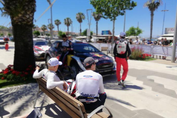 WRC | Paddon dice la sua sul futuro in Citroen ed altre dichiarazioni dal Rally Italia