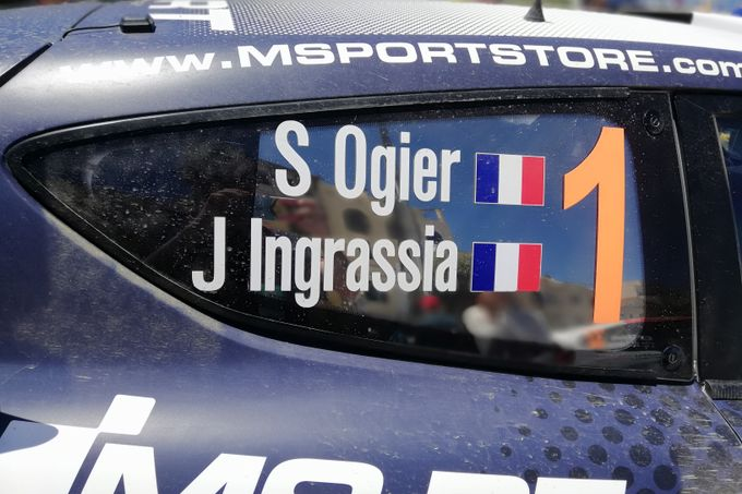 WRC   Ultime dal Rally Italia Sardegna: è ormai duello tra Ogier e Neuville