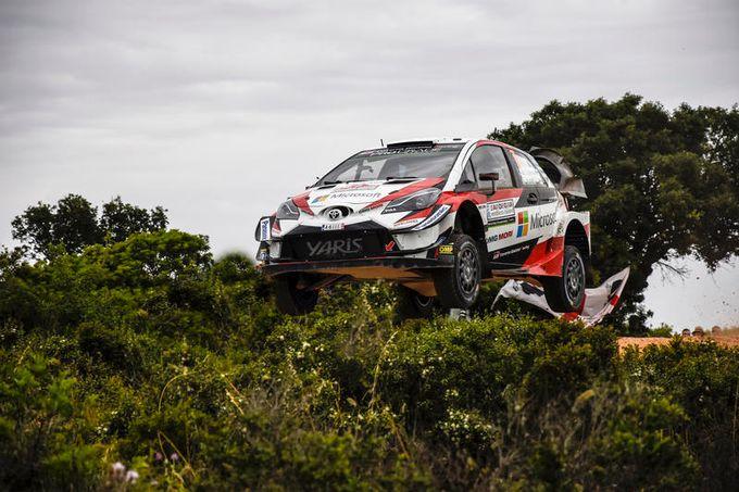 WRC | Rally Italia Sardegna, Latvala il più veloce nello shakedown