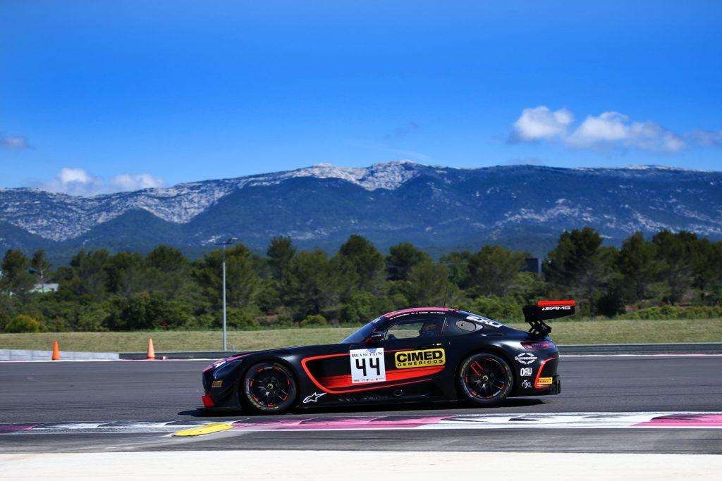 Blancpain | Barrichello con Strakka Racing alla 24 Ore di Spa-Francorchamps