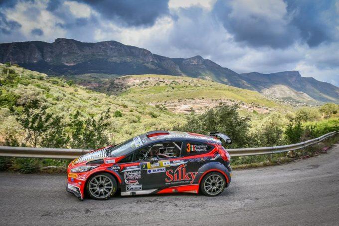 CIR | Ford Racing Italia al San Marino Rally con il solo Crugnola