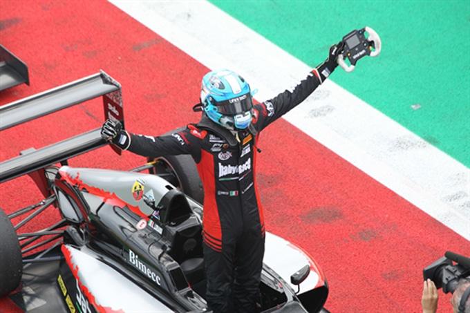 Formula 4 Italia | Lorandi approfitta del weekend disastroso di Fittipaldi
