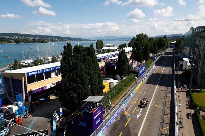 La Formula E riporta le competizioni su pista in Svizzera dopo 64 anni di bando