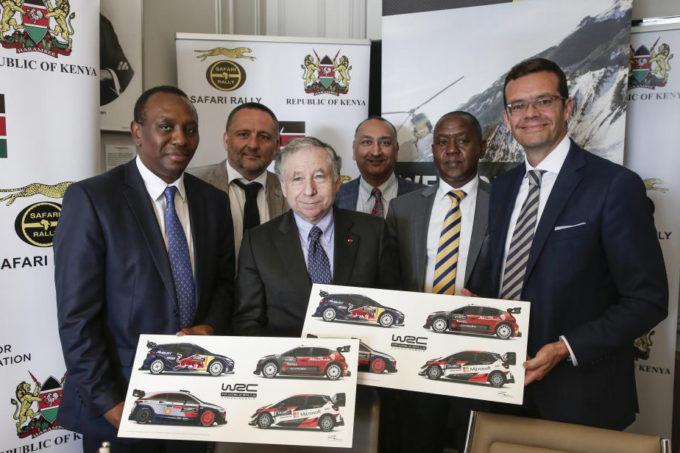 WRC | Il Safari Rally pronto a ritornare nel Mondiale nel 2020