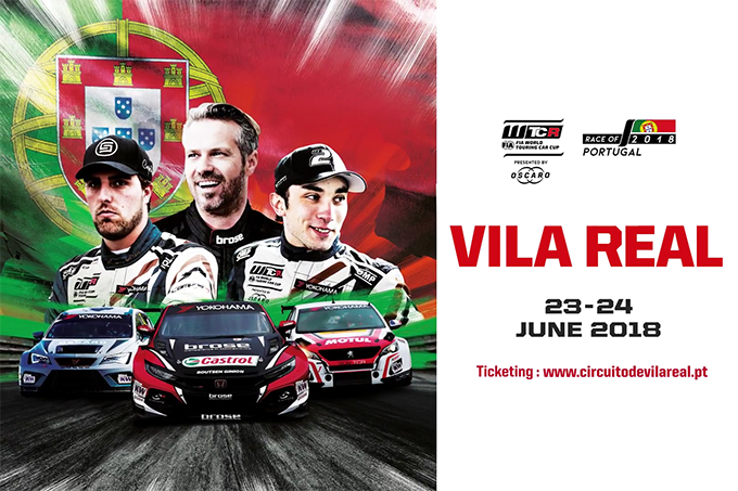 WTCR | Race of Portugal, anteprima e orari del weekend di Vila Real