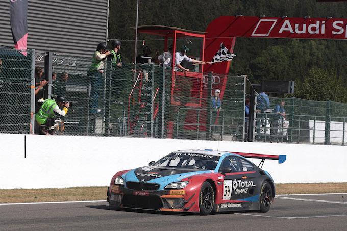 Blancpain | 24 Ore di Spa 2018, trionfo per la BMW M6 GT3 di Walkenhorst Motorsport