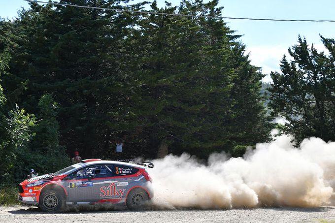 CIR   Ford Racing pronta per il Rally di Roma Capitale, non senza perplessità