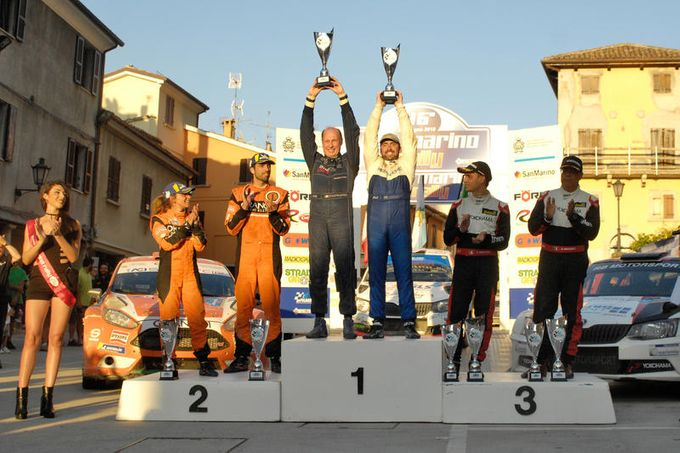 CIR | Il San Marino Rally visto da Michelin: trionfo con Ceccoli e Campedelli