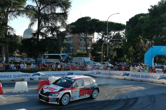 CIR | Rally di Roma Capitale, Gryazin domina l'ACI Arena. Scandola migliore degli italiani