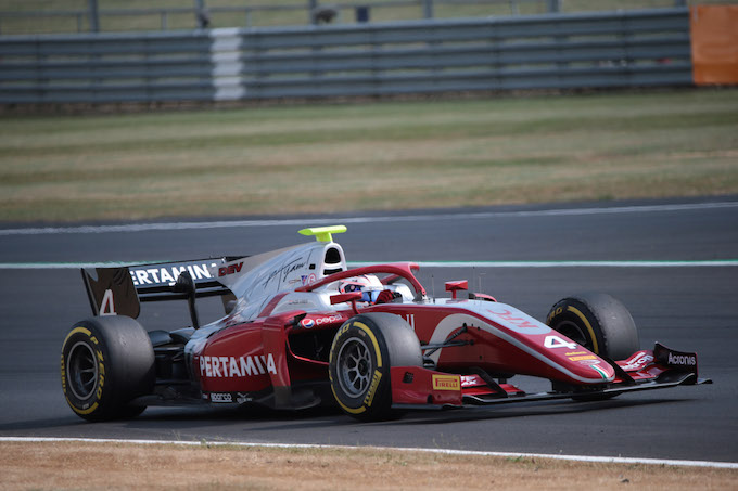 F2 | GP Ungheria 2018, Gara 1 ad uno splendido Nyck de Vries