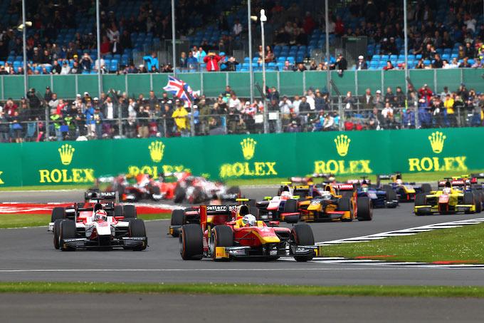 F2 | GP Inghilterra 2018: Anteprima e Orari del weekend