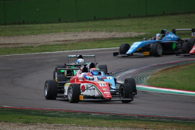 F4 Italia | Test ad Imola: svetta Jenzer Motorsport