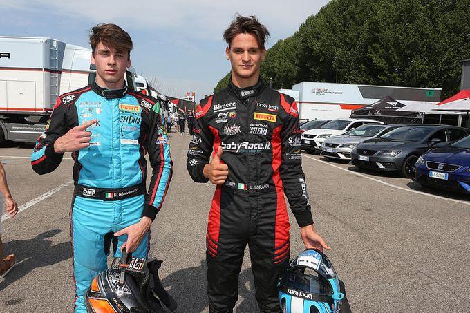 F4 Italia | Lorandi nuovo leader di campionato. Prima vittoria per Malvestiti