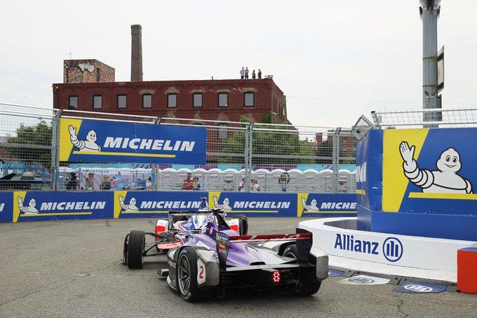 Formula E | A DS Virgin Racing non resta che consolarsi con il podio in campionato