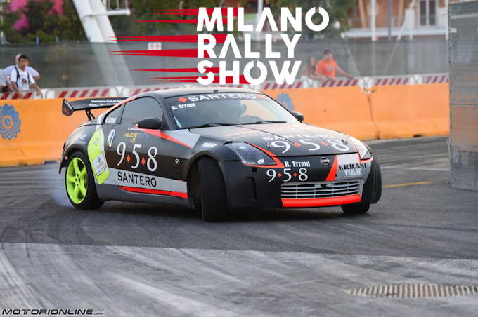 Milano Rally Show 2018 - Ph. Roberto Cassago