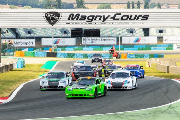 Mitjet Series - Magny Cours Round 2018