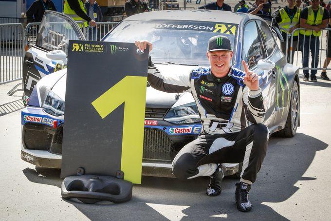 Rallycross | Finale del round in Svezia, dominio di Kristoffersson che vince ad Holjes