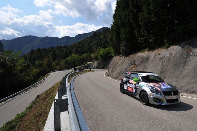 Suzuki Rally Trophy | Rally di Roma Capitale: Cogni l'avversario da battere