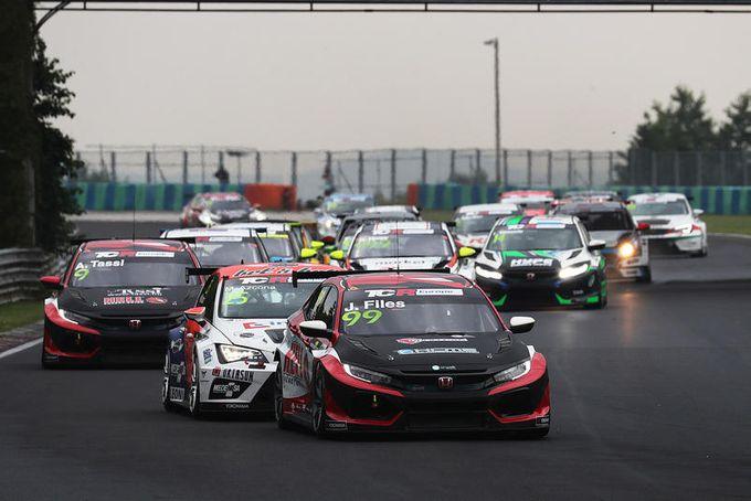 TCR Europe | Doppietta Hyundai sull'Hungaroring con Borkovic e Mora