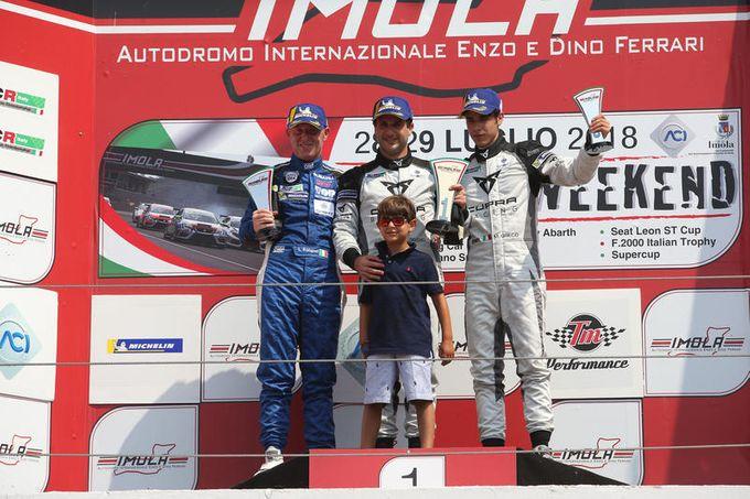 TCR Italy | Tavano si conferma leader di campionato dopo il weekend di Imola