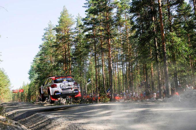 WRC2 | La Citroen C3 R5 alla prova in Finlandia: c'è ancora da lavorare [VIDEO]