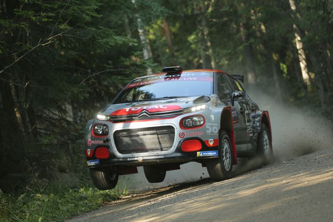 WRC | Il riscatto di Citroen, sul podio con Ostberg al Rally di Finlandia [VIDEO]