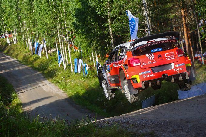 WRC | Citroen modifica la C3 WRC per il Rally di Finlandia