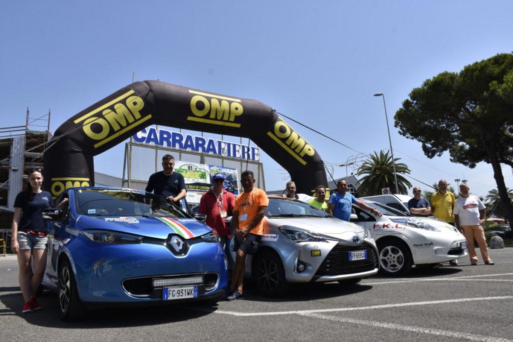 Green Endurance | Ventura e Marchiso si aggiudicano l'E-MROC 2018 su Renault Zoe