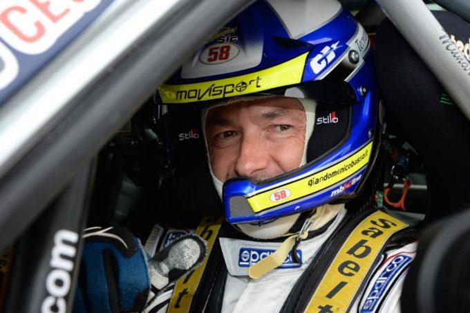 FIA ERC | Melegari rinuncia al Rally Roma Capitale per lasciare correre Basso