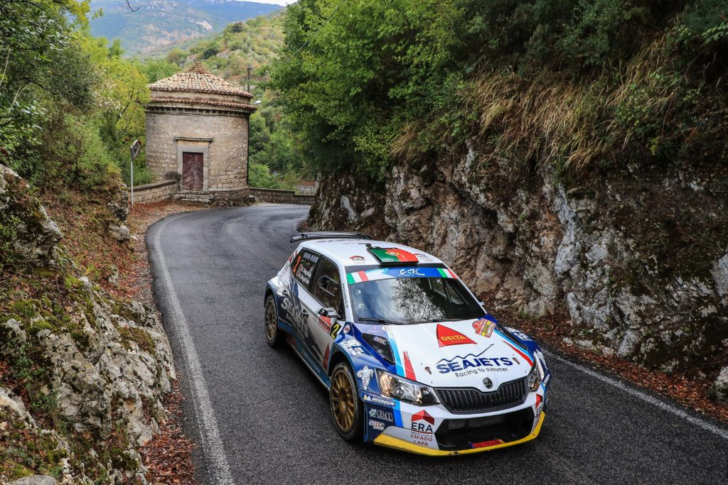 FIA ERC | Rally Roma Capitale 2018: Anteprima del weekend