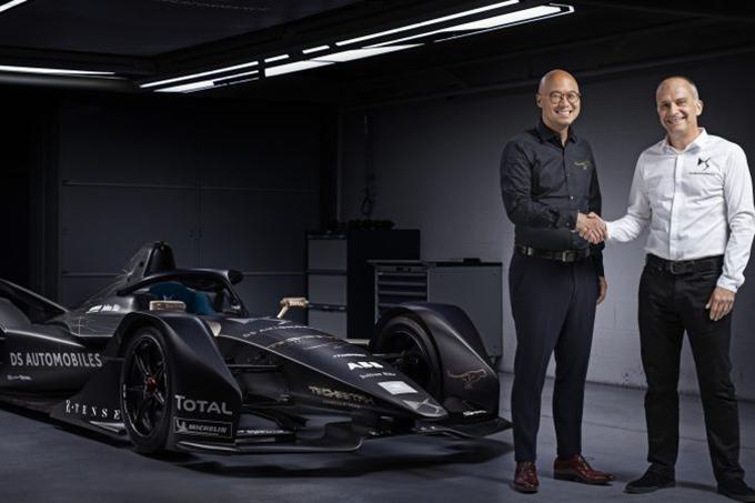 Formula E | DS Automobiles e Techeetah uniscono le forze dalla prossima stagione