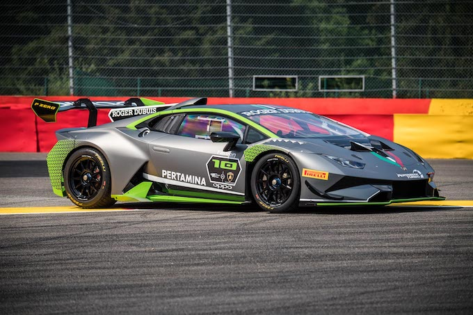 Lamborghini Huracan Supetrofeo Evo 10th Edition