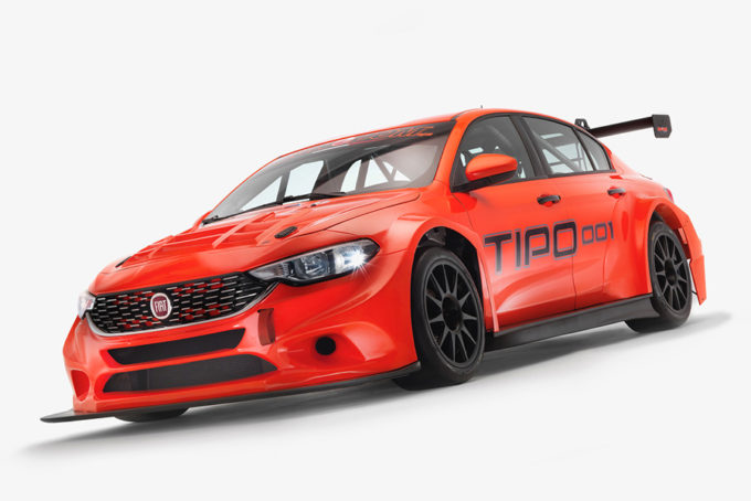 TCR Italy | Tecnodom Sport presenta la nuova Fiat Tipo TCR