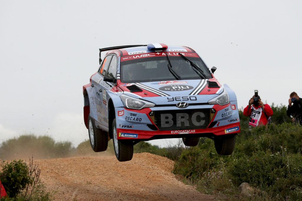 WRC | BRC Racing Team in corsa anche in Finlandia nel WRC2 con Loubet