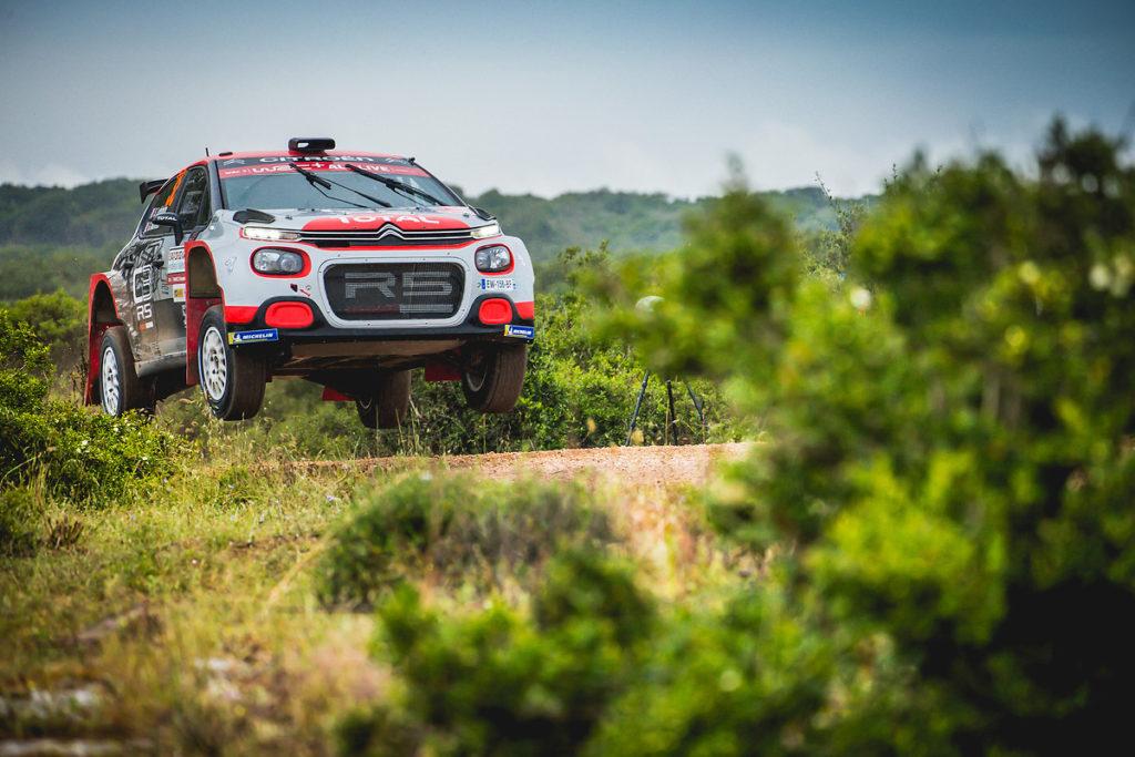 WRC | Citroen e Lefebvre all'assalto del WRC2 in Finlandia