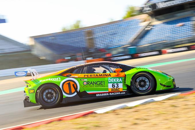 ADAC GT Masters | Orange1 Racing, al Nurburgring ottimo secondo posto