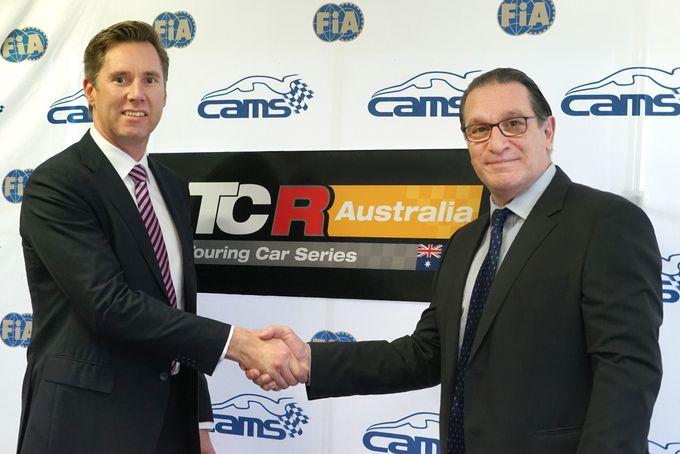 Il TCR Australia sarà realtà dal 2019