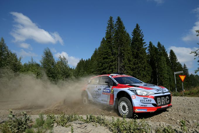 WRC2 | BRC Racing al Rally di Germania: Loubet cerca il podio