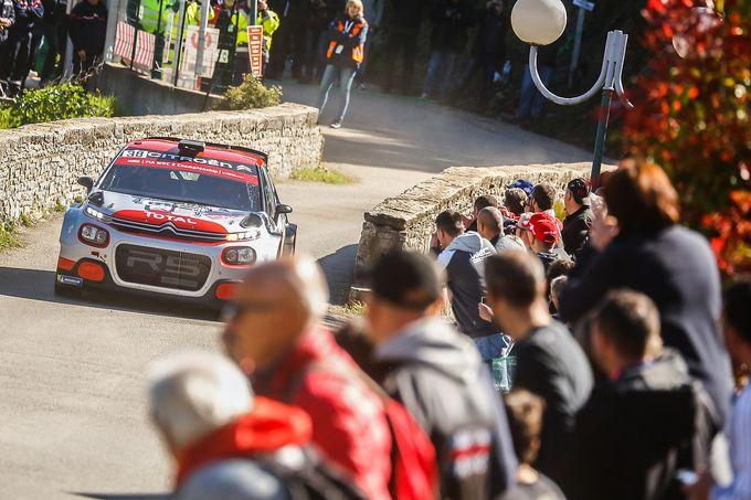 WRC2 | La Citroen C3 R5 torna sull'asfalto al Rally di Germania 2018
