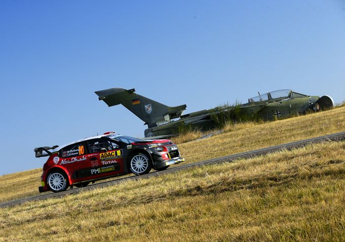 WRC | Breen salva un difficile Rally di Germania per Citroen