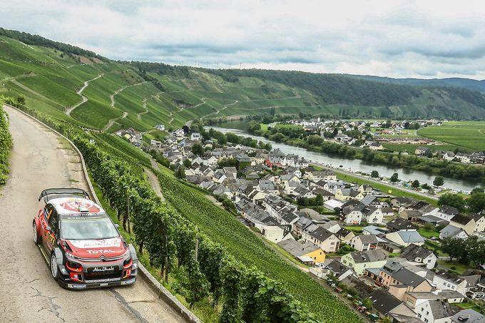 WRC | La preparazione di Citroen Racing per il Rally di Germania