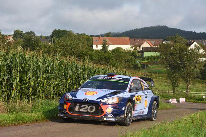 WRC | Hyundai al Rally di Germania cerca di bissare i successi delle scorse stagioni