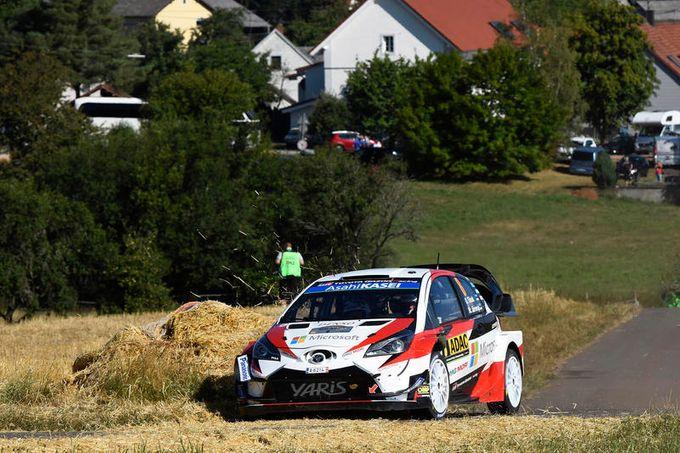 WRC | Un irresistibile Tanak fa sua la prima tappa del Rally di Germania